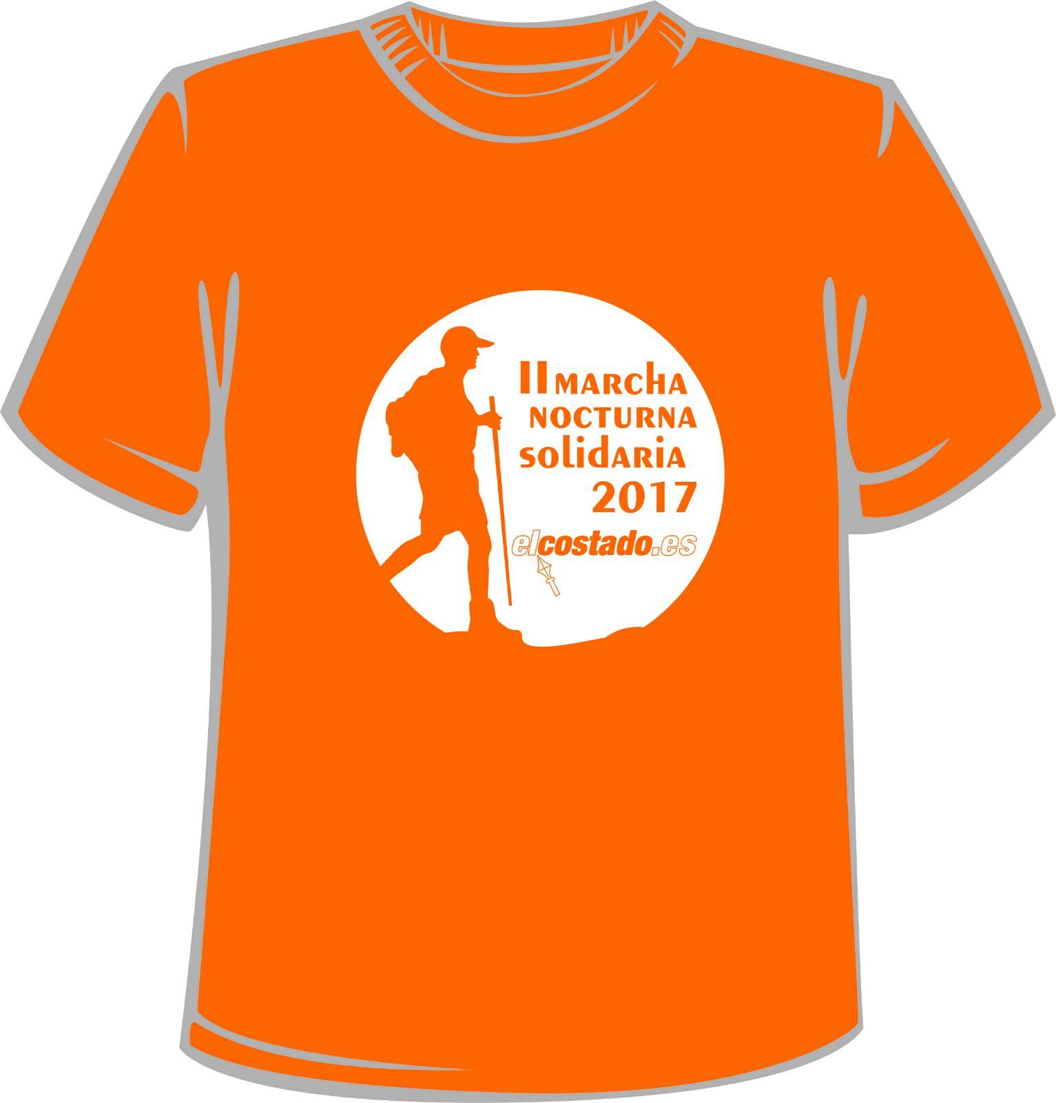 Camiseta Marcha 2017